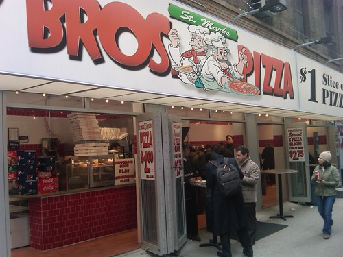 New 2 Bros Pizza, Midtown