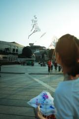 Deseo de volar  (Vivionitier) Tags: china santa kite primavera spring nikon capa trinidad hangzhou nano cristal coated ambiente cometa ambiental santisima 1424 d700