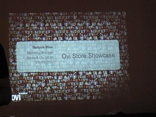 Nokia Ovi Store Showcase