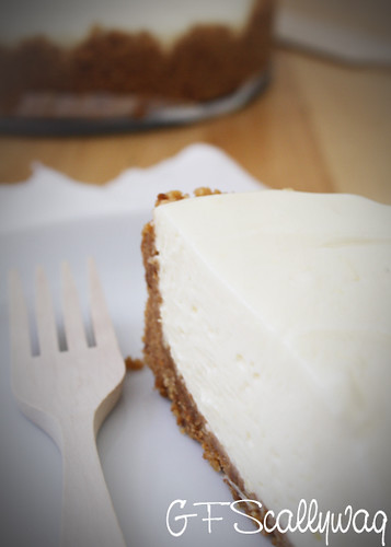 Gluten Free Scallywag_Gluten Free No Bake Lemon Cheesecake