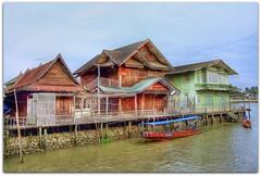 Heritage Homes | Amphawa Floating Market | Thailand (I Prahin | www.southeastasia-images.com) Tags: old house heritage home water thailand boat market timber explore historical floatingmarket sincity amphawa explored samutsongkram