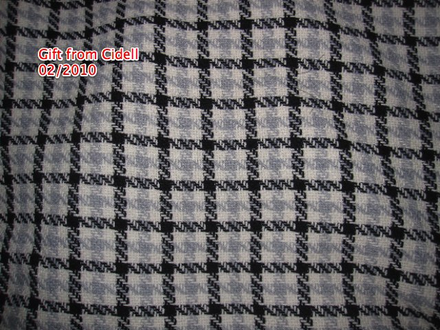 Houndstooth from Cidell