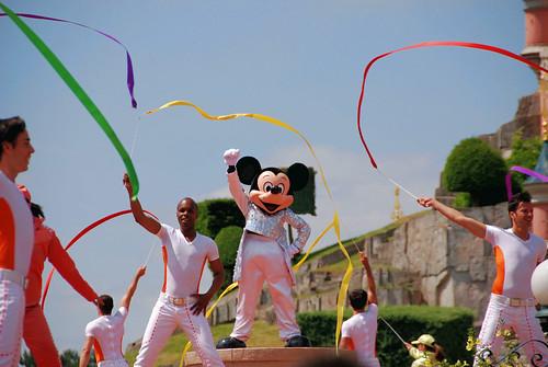Go Mickey!