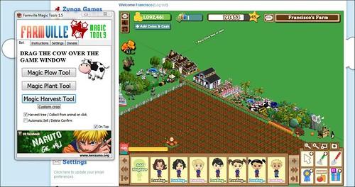 Farmville Magic Tools
