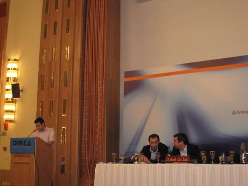 Ομιλία Ελπιδοφόρου Παπανικολόπουλου στο προσυνέδριο της ΟΝΝΕΔ στα Ιωάννινα