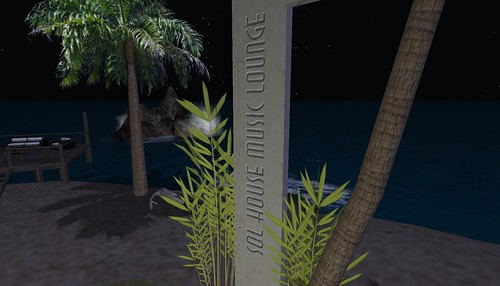 sol house music lounge in second life