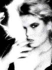 swedish rock chick (macbayfoto...) Tags: light people london beautiful beauty fashion studio models portriats