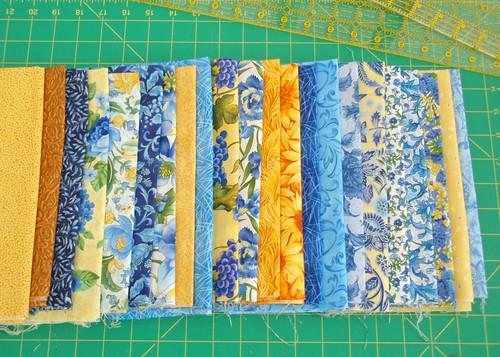 Pinwheel fabrics