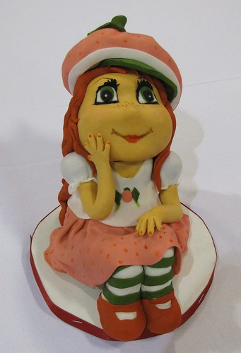 Strawberry Shortcake by Tomas Rosales