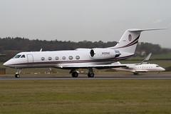 N100HG - 1026 - Harbour Group Industries - Gulfstream IV - Luton - 091111 - Steven Gray - IMG_4550