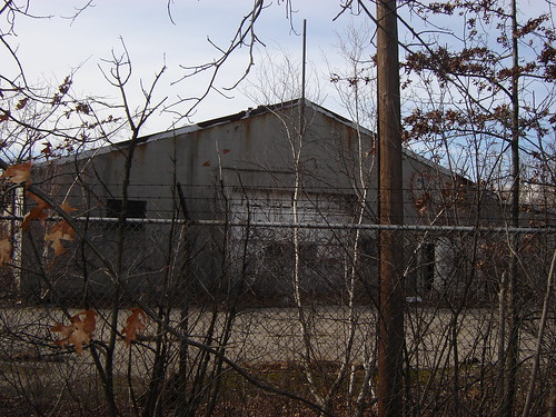 Watertown Arsenal nuclear reactor uranium dump site