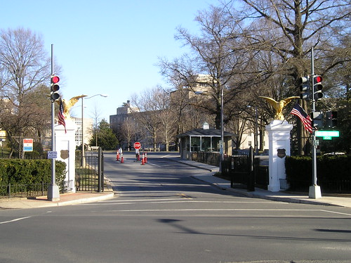 Eagle Gate, Soldiers' Home, Mar. 2010