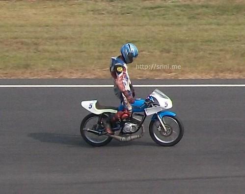 mrf race 139