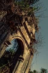 Timeless Structures (Dev Designs) Tags: india trek candid adventure mumbai mws photgraphers vasaifort