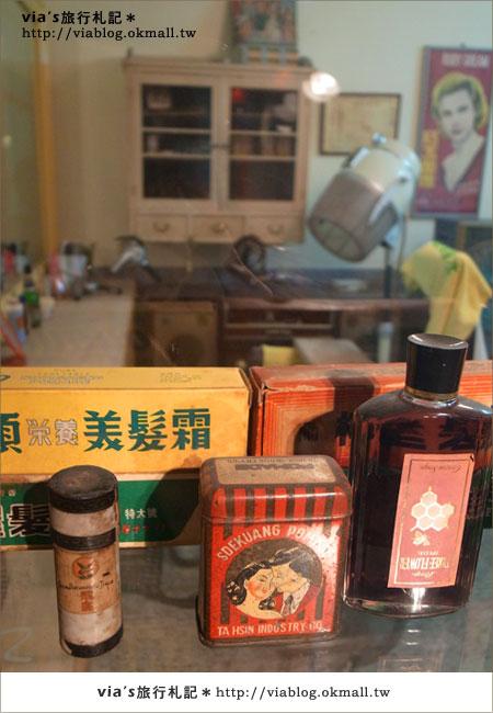 【台北旅遊】在台北,尋找老台灣的味道~台灣故事館26