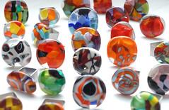 anillos lupa (paolavargas) Tags: colores anillos oko vitrofusin
