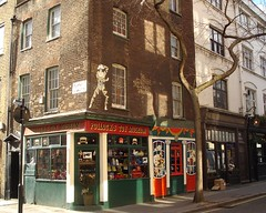 Picture of Pollock's Toy Museum