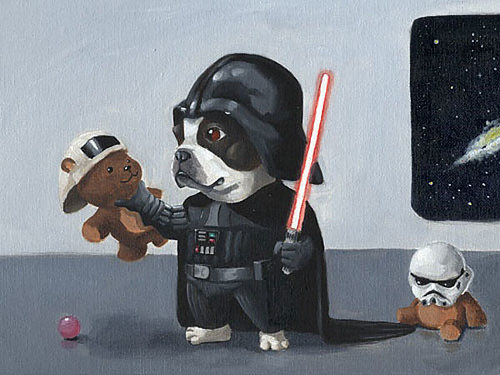 darth terrier