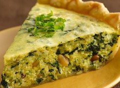 Pesto-Quinoa-Spinach Quiche (Pillsbury.com) Tags: food green cheese breakfast pie recipe contest fisher brunch basil quinoa pesto parmesan spinach pillsbury pinenuts quiche greengiant provolone piecrust finalist bakeoff cincinnatioh egglandsbest breakfastsandbrunches katieerbeck pestoquinoaspinachquiche