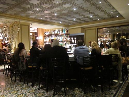 Bouchon's bar