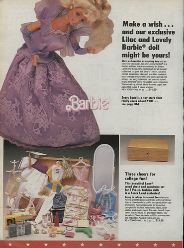 1988 Sears Christmas Catalog Page 374