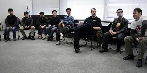 Tokyo Linux User Group 031310