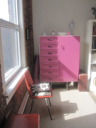More from grand-mother's vintage pop bedroom set