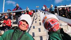 Oslo Holmenkollen Ski Jump preparing for OSL2011 #9
