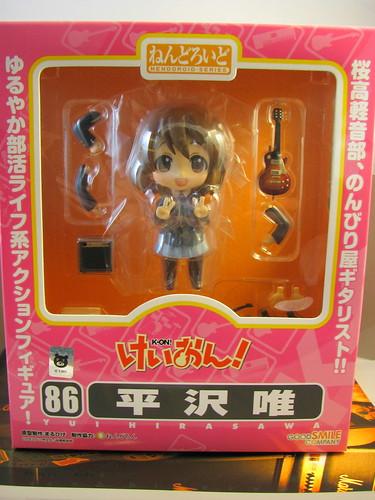 Nendoroid Yui box front