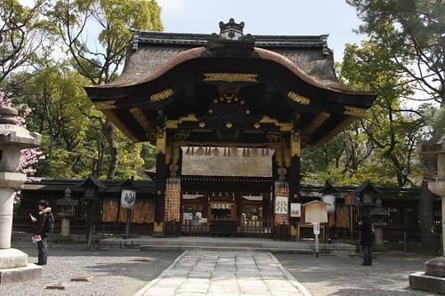 豊国神社 Toyokuni jinja Shrine