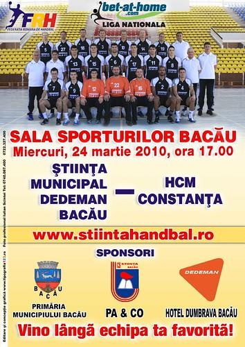 Stiinta+Constanta 24 martie 2010