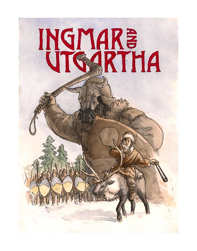 Ingmar and Utgartha - Cover