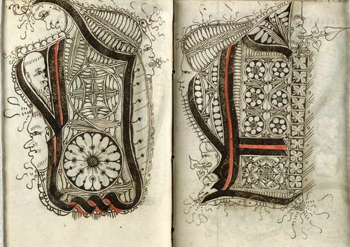 020-The Scribal Pattern Book of Gregorius Bock-1510-1517