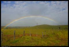 Colores (Nat's Foto Ibz) Tags: costa verde arcoiris nikon holidays rica nubes punta campo ricardo natalia prado susana arenas vacaciones d700 luciernagaibz