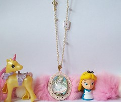 Alice in Wonderland Cameo necklace (Megami-San) Tags: pink food game cute girl japan shop fairytale vintage hair fur fun toy gold mirror necklace kid yummy kei heart cheshire alice girly feminine pastel hellokitty brooch rich nintendo cartoon manga adorable kitsch jewelry fairy clay 80s bow poodle donut kawaii online ribbon pearl accessories earrings colourful chic boombox snowwhite childish purikura mignon pompom shabby gyaru puricute