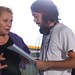 Rita Cortese y Daniel Katz (Guionista-Continuista)