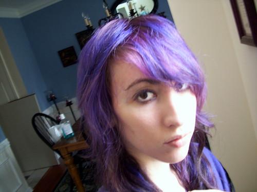 Splat Hair Dye. Though Splat is a good dye,