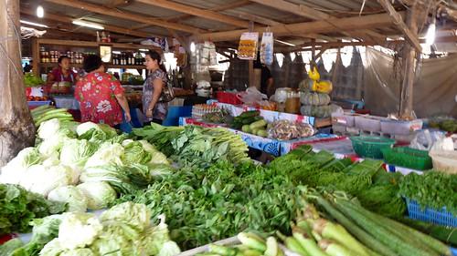Koh Samui Market コサムイ 市場