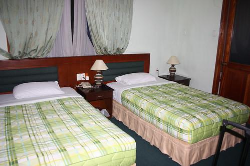 Saigon Royal Hotel Room