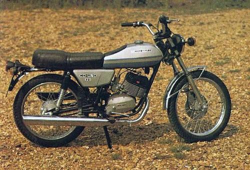 Meriden B Company. 1977 Co-Uno · CNV00109