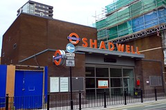 Picture of Shadwell Station