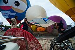 Hot Air Balloon Fiesta 2010 (11) (QooL / بنت شمس الدين) Tags: hotair balloon putrajaya qool 5137 qoolens fiesta2010