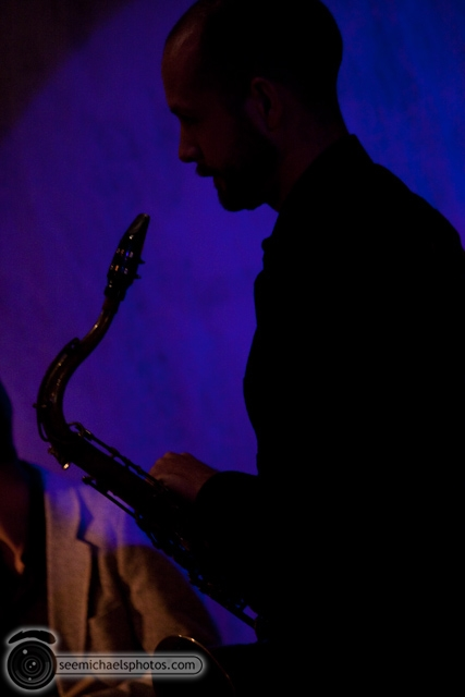 New Standard Jazz Quintet at Tango Del Rey 32110 © Michael Klayman-025