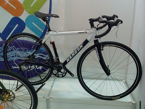 Nankon cyclocross bike