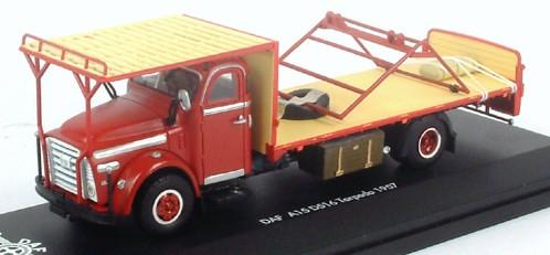 GMTS resin DAF A15D Strohsammelwagen 1:50