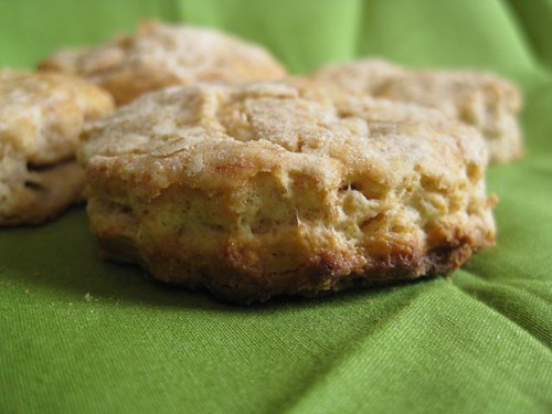 Whole Wheat Honey Buttermilk Biscuits 2