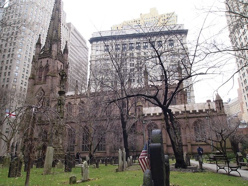 Church in the New York