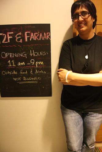 Pakistan Diary - T2F, Karachi's Coolest Café