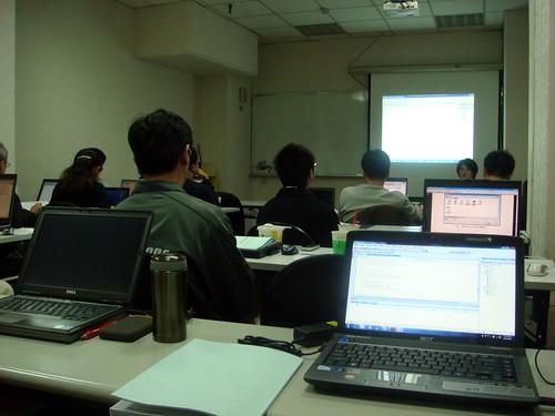 2010/03/28 單元課程@中國生產力中心