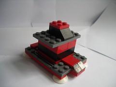 C-59 'Space hopper' STV (The Legonator) Tags: lego microscale